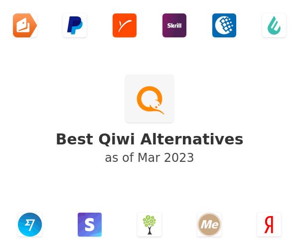 Best Qiwi Alternatives