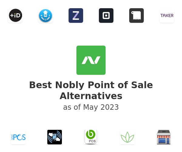 Best Nobly Point of Sale Alternatives