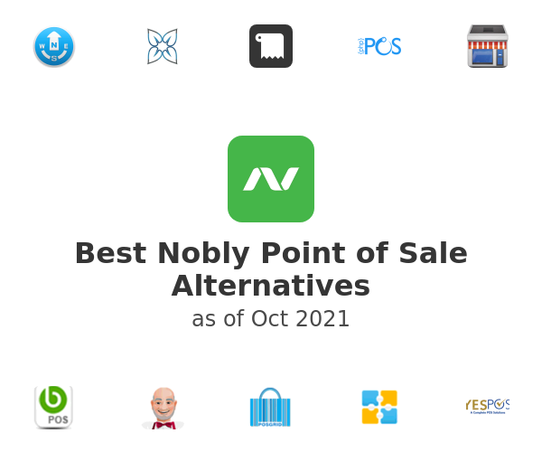 Best Nobly Point of Sale Alternatives
