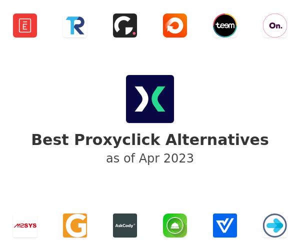 Best Proxyclick Alternatives