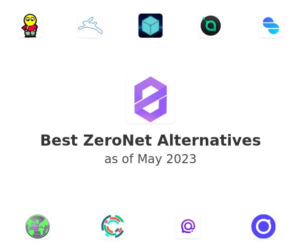 Best ZeroNet Alternatives