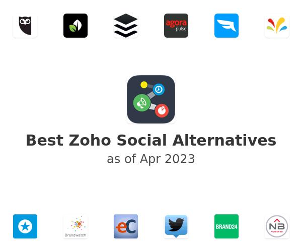Best Zoho Social Alternatives