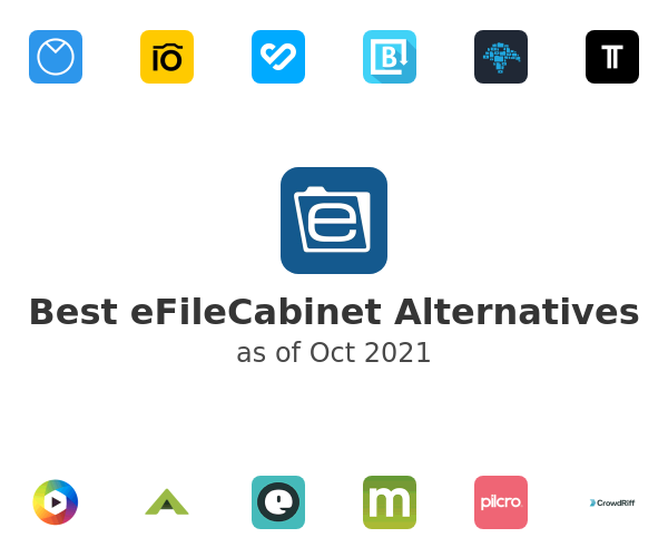 Best eFileCabinet Alternatives