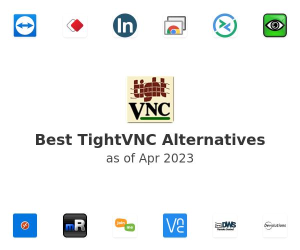 Best TightVNC Alternatives