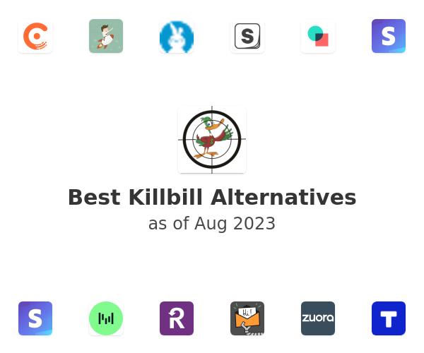 Best Killbill Alternatives