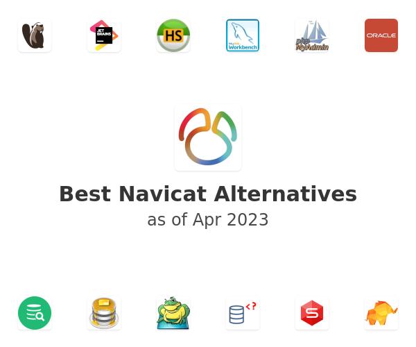 Best Navicat Alternatives
