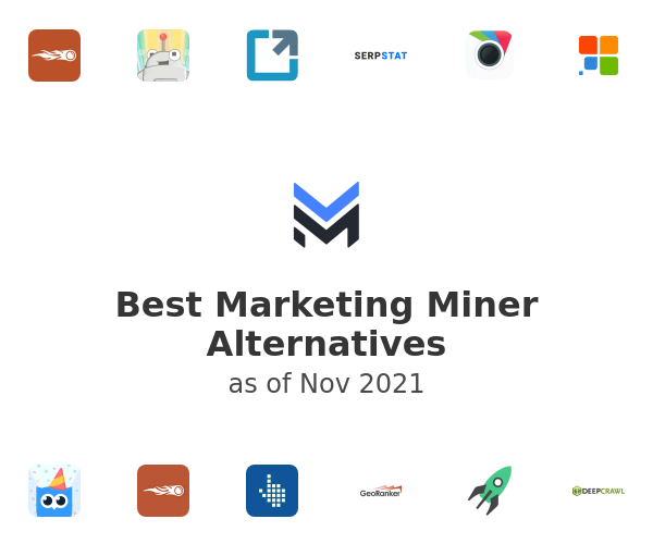 Best Marketing Miner Alternatives
