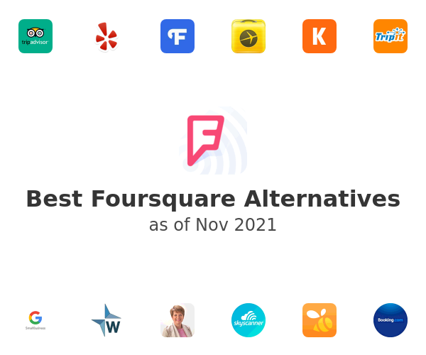 Best Foursquare Alternatives