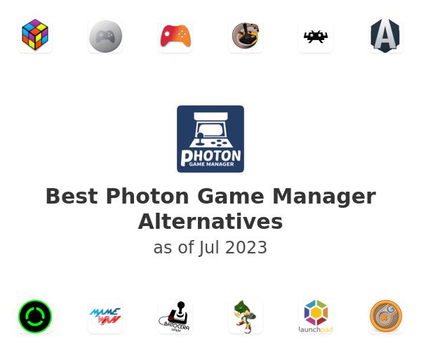 Best Photon Game Manager Alternatives