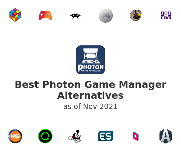 Best Photon Game Manager Alternatives