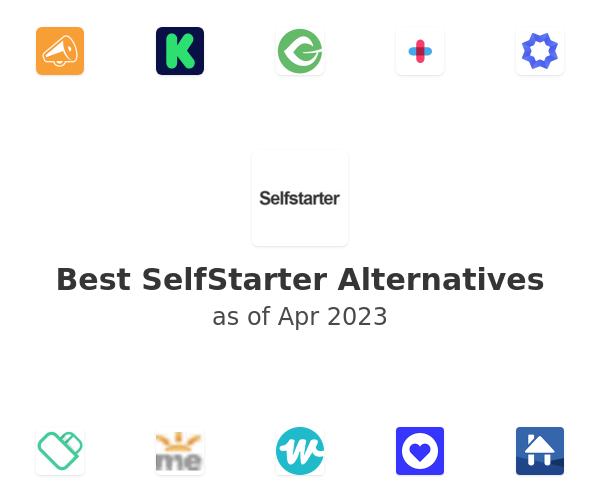 Best SelfStarter Alternatives