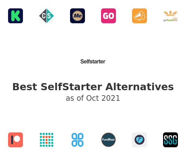 Best SelfStarter Alternatives