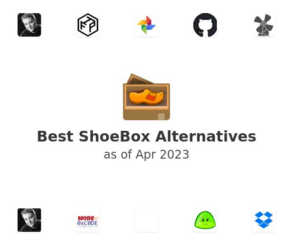 Best ShoeBox Alternatives