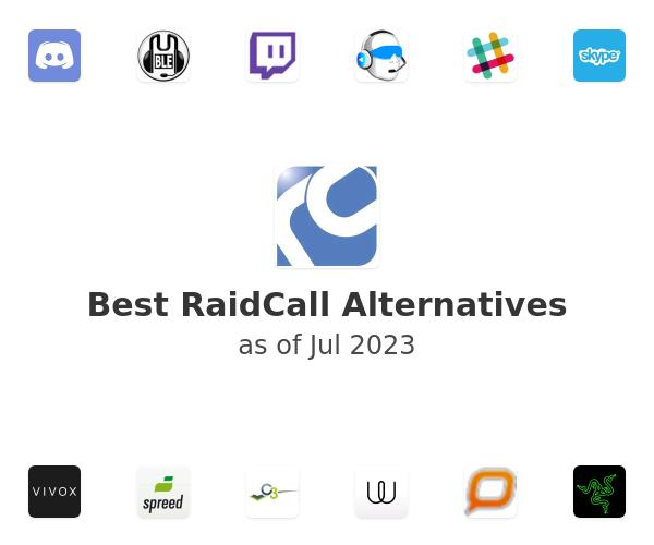 Best RaidCall Alternatives
