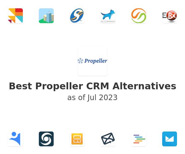 Best Propeller CRM Alternatives