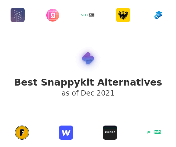 Best Snappykit Alternatives