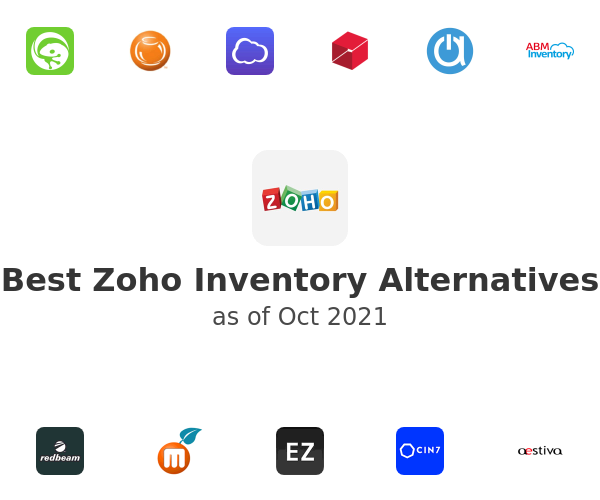 Best Zoho Inventory Alternatives