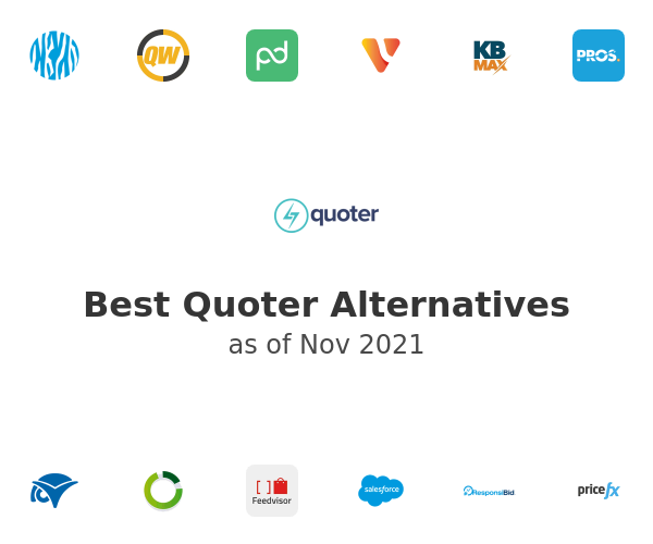 Best Quoter Alternatives
