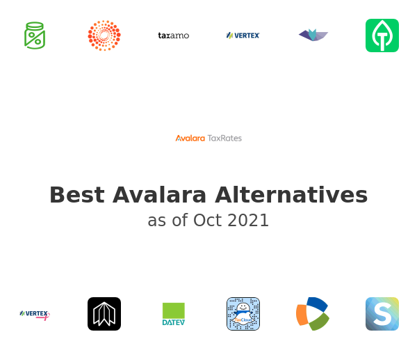 Best Avalara Alternatives