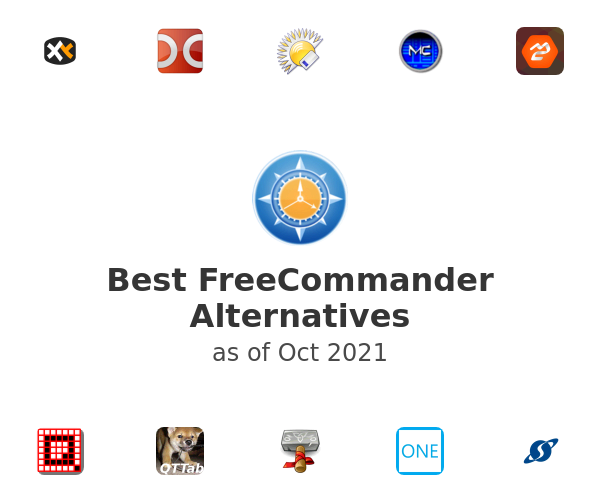 Best FreeCommander Alternatives