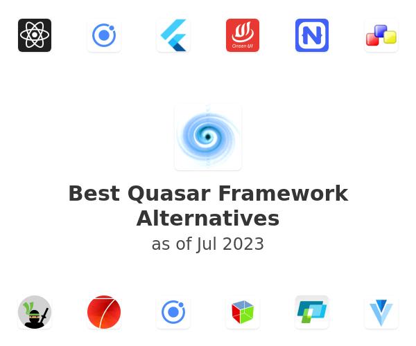 Best Quasar Framework Alternatives