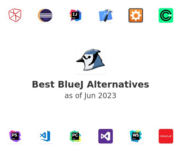 Best BlueJ Alternatives