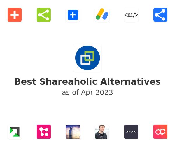 Best Shareaholic Alternatives