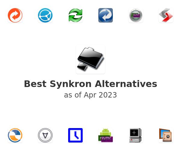 Best Synkron Alternatives