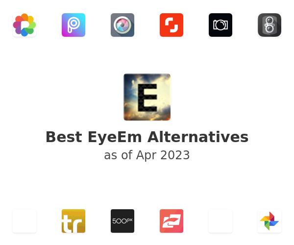 Best EyeEm Alternatives