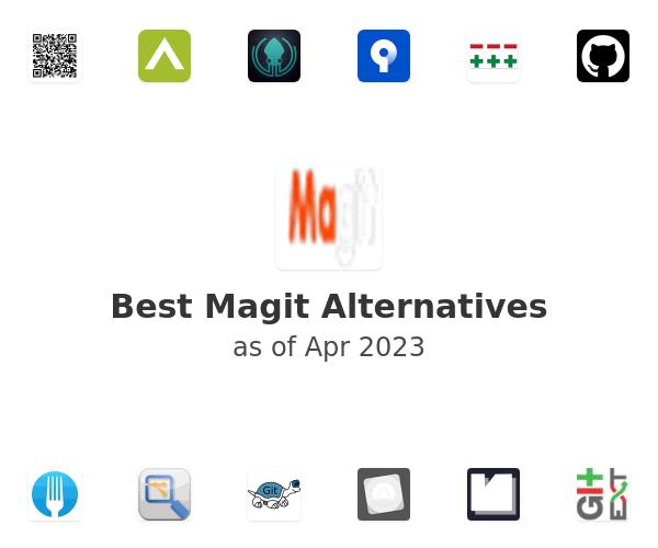 Best Magit Alternatives