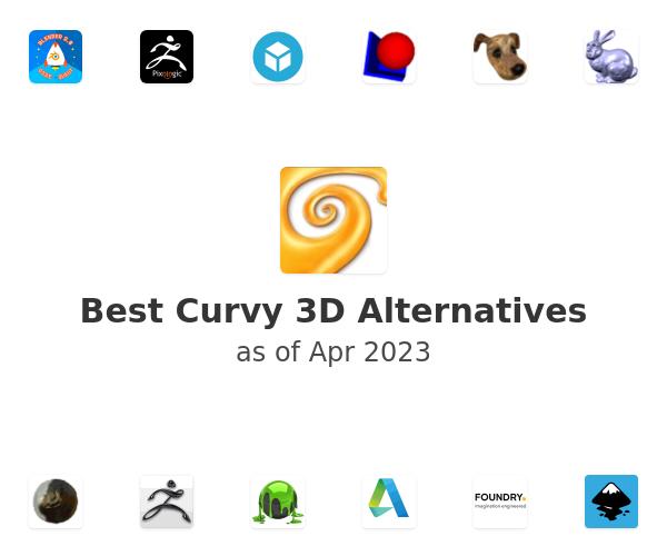 Best Curvy 3D Alternatives