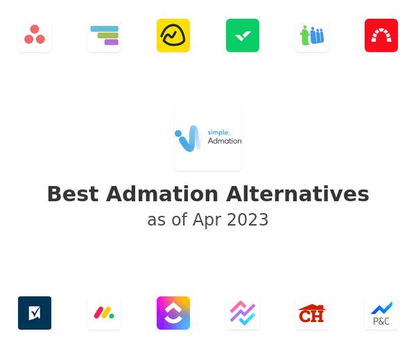 Best Admation Alternatives