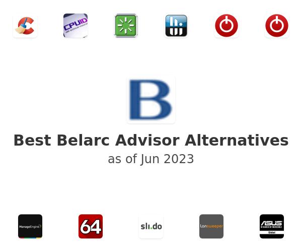 Best Belarc Advisor Alternatives