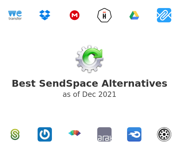 Best SendSpace Alternatives