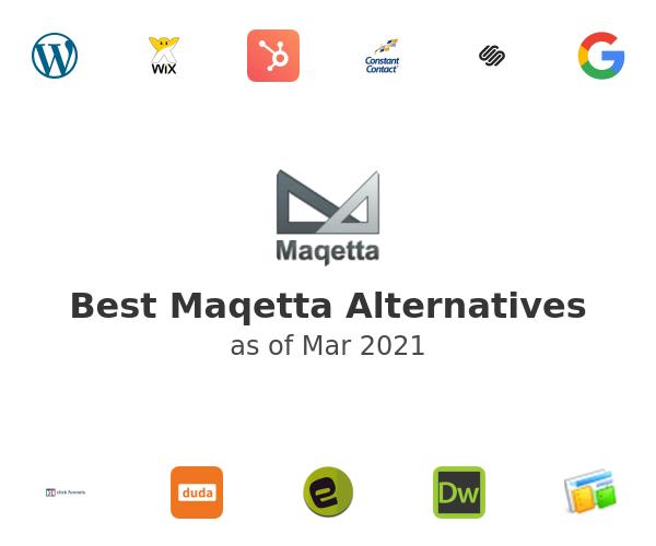 Best Maqetta Alternatives