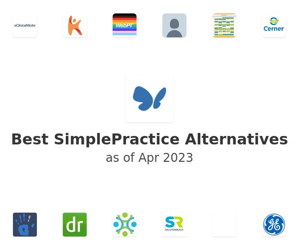 Best SimplePractice Alternatives