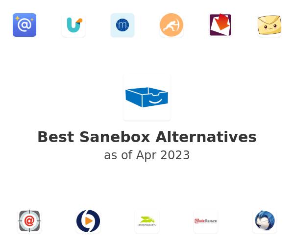 Best Sanebox Alternatives