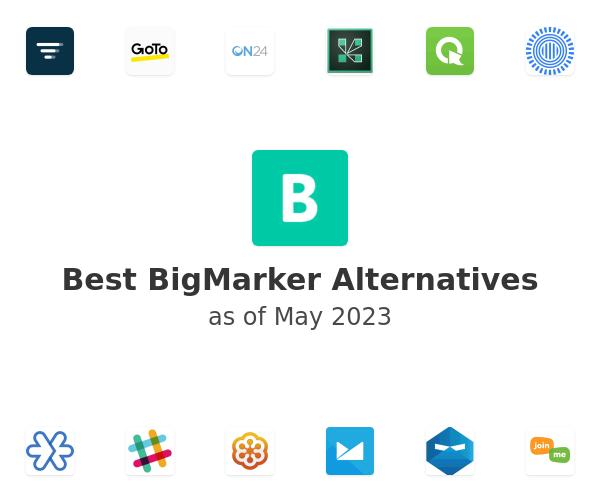 Best BigMarker Alternatives