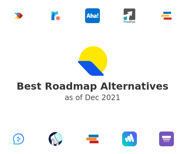 Best Roadmap Alternatives