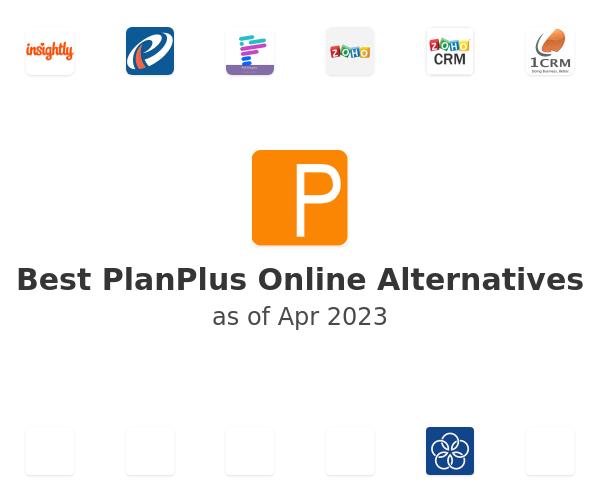 Best PlanPlus Online Alternatives