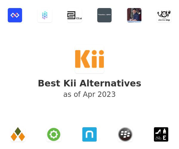 Best Kii Alternatives