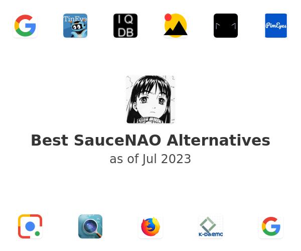 Best SauceNAO Alternatives