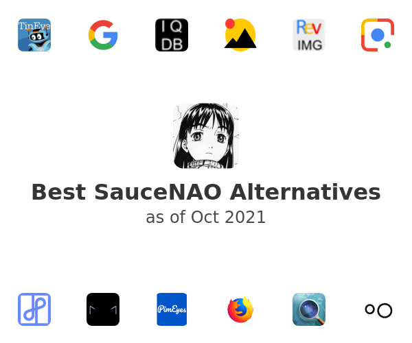 Best SauceNAO Alternatives