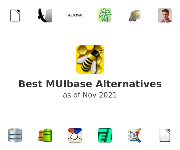 Best MUIbase Alternatives