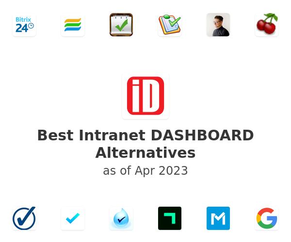 Best Intranet DASHBOARD Alternatives