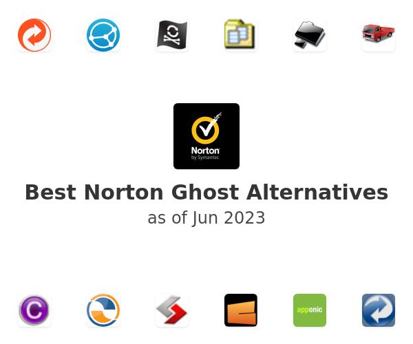 Best Norton Ghost Alternatives