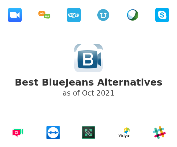 Best BlueJeans Alternatives