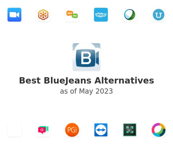 Best BlueJeans Alternatives