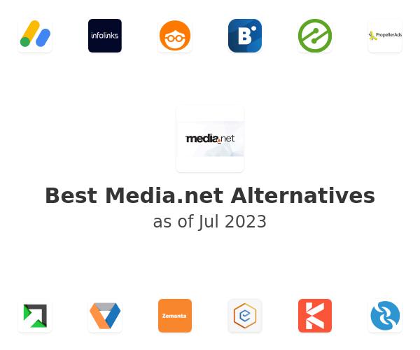 Best Media.net Alternatives