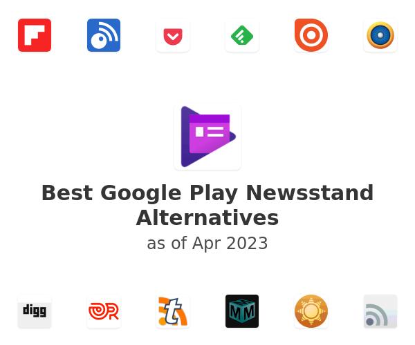 Best Google Play Newsstand Alternatives